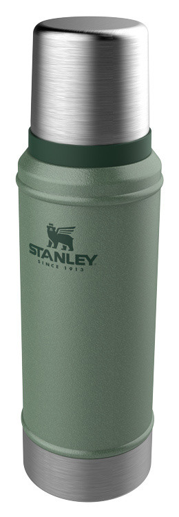 Термос Stanley The Legendary Classic Bottle (10-01612-027) 0.75л. зеленый фото 1 — frontime
