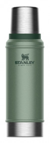 Термос Stanley The Legendary Classic Bottle (10-01612-027) 0.75л. зеленый фото 2 — frontime