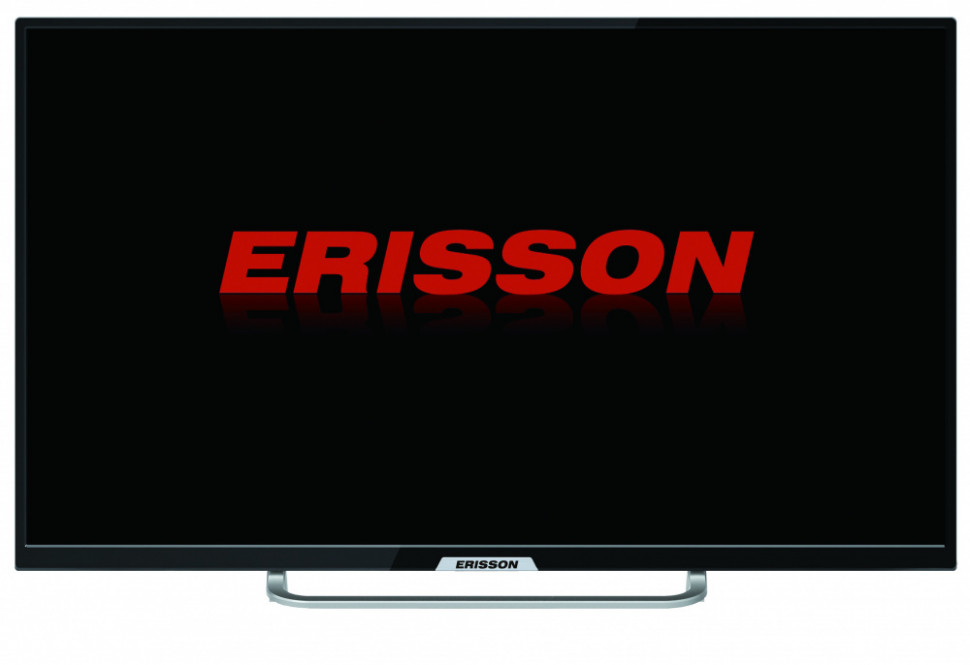 "Телевизор LED Erisson 28"" 28LES85T2SM черный/HD READY/50Hz/DVB-T/DVB-T2/DVB-C/USB/Smart TV (RUS) фото 1 — FRONTIME.RU"