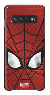 Чехол (клип-кейс) Samsung для Samsung Galaxy S10 Marvel Case Spiderman красный (GP-G973HIFGKWD) фото 1 — FRONTIME.RU