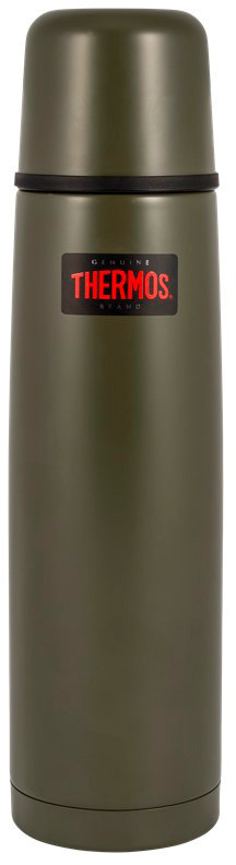 Термос Thermos FBB 1000AG Army Green 1л. зеленый (673473) фото 1 — FRONTIME.RU