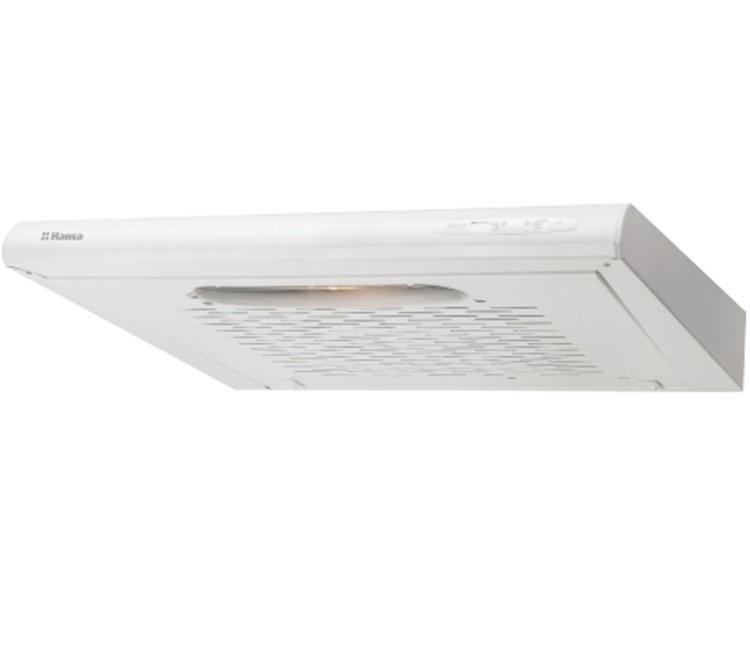 Вытяжка козырьковая Hansa OSC6111WH белый управление: ползунковое (1 мотор) купить в Самаре, низкие цены в интернет-магазине Фронтайм