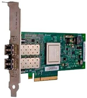 Адаптер Dell 406-10743 QLogic 2662 Dual Port 16GB Fibre Channel HBA Low Profile фото 1 — FRONTIME.RU