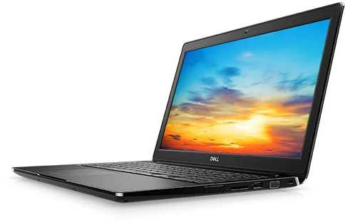 "Ноутбук Dell Latitude 3500 Core i5 8265U/8Gb/1Tb/Intel UHD Graphics 620/15.6""/FHD (1920x1080)/Linux/black/WiFi/BT/Cam фото 1 — FRONTIME.RU"
